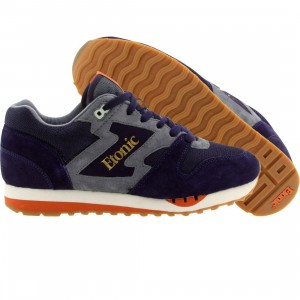 BAIT x Etonic Men Trans Am - Sunrise (navy / gray / orange)