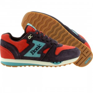 BAIT x Etonic Men Trans Am - Sunset (red / navy / turquoise)