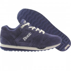 Etonic Men Trans Am Suede (navy / midnight navy / prl)
