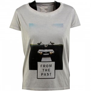 Eleven Paris Women Dolera Tee (gray / deep dye wind)