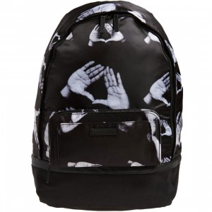 Eleven Paris Glimmer Hova Hands Backpack (black / olrocca)