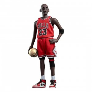 Enterbay x Eric So Michael Jordan Away 1/6 Scale Figure - China Limited Edition (red)