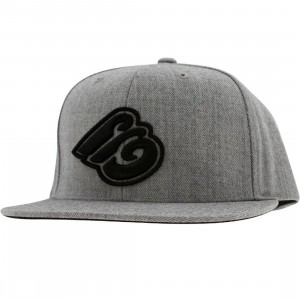 Expedition Tri E Snapback Cap (athletic heather)