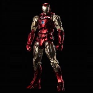 PREORDER - Sentinel Fighting Armor Marvel Iron Man Figure (red)
