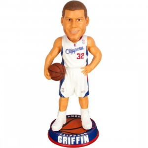 Forever Collectibles Blake Griffin 36 Inch Bobblehead - Home Jersey (white) - PYS.com Exclusive