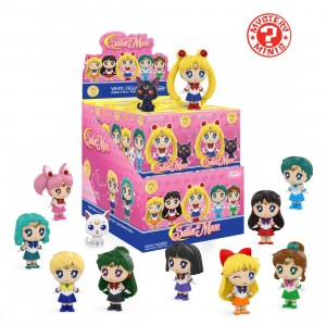 Funko Sailor Moon S1 Mystery Minis Vinyl Figure - 1 Blind Box