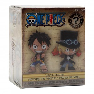 Funko One Piece Mystery Minis Vinyl Figure - 1 Blind Box