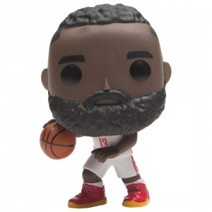 Funko POP Sports NBA Houston Rockets James Harden (white)