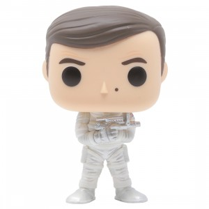 Funko POP Movies 007 - James Bond From Moonraker (silver)