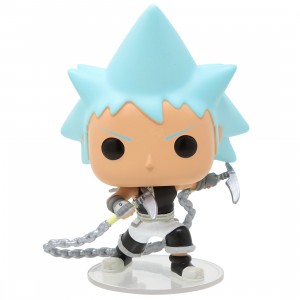Funko POP Animation Soul Eater - Black Star (blue)