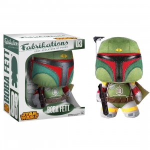 Funko Fabrikations Star Wars Boba Fett Plush (green)