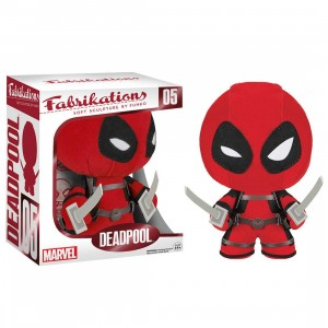 Funko Fabrikations Marvel Deadpool Plush (red)