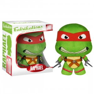 Funko Fabrikations TMNT Raphael (green / red)