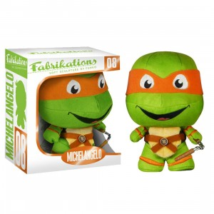 Funko Fabrikations TMNT Michelangelo (green / orange)