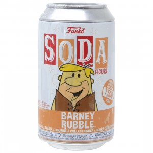 Funko Vinyl Soda Flinstones - Barney Rubble (brown)