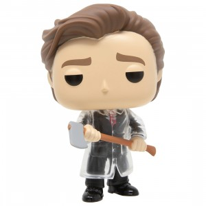 Funko POP Movies American Psycho - Patrick With Axe (gray)