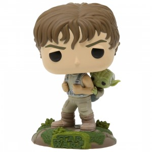 Funko POP Star Wars - Training Luke With Yoda (tan)