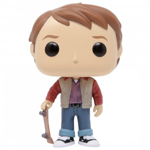 Funko POP Movies Back To The Future - Marty 1955 (red)