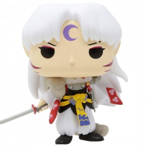 Funko POP Animation Inuyasha - Sesshomaru (white)