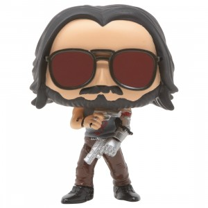 Funko POP Games Cyberpunk 2077 - Johnny Silverhand With Gun (gray)