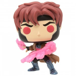 Funko POP X-Men Gambit Glow In Dark - Entertainment Earth Exclusive (brown)