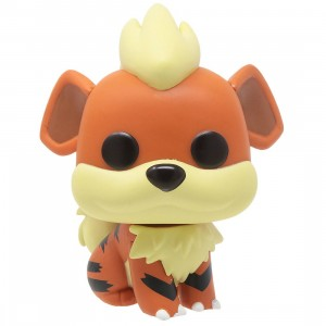 Funko POP Games Pokemon - Growlithe (brown)