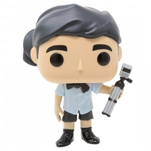Funko POP TV The Office - Michael As Survivor (blue)