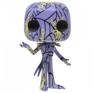 Funko POP Disney Nightmare Before Christmas Jack Artist's Series With Protector Case (purple)