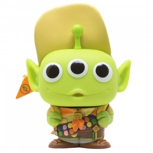 Funko POP Disney Pixar Alien Remix - Alien As Russell (green)