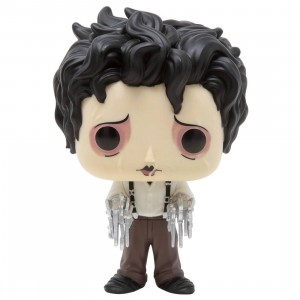 Funko POP Movies Edward Scissorhands - Edward In Dress Clothes (white)