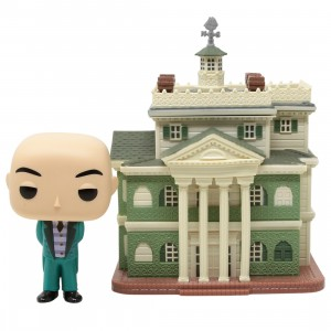 Funko POP Town Parks Hunted Mansion With Butler (green)
