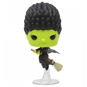 Funko POP TV The Simpsons Treehouse Of Horror - Witch Marge (green)