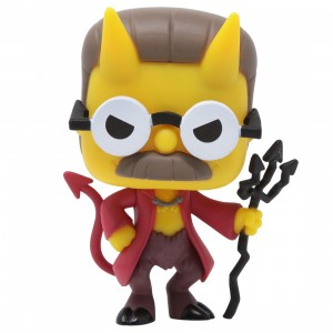 Funko POP TV The Simpsons Treehouse Of Horror - Devil Flanders (yellow)