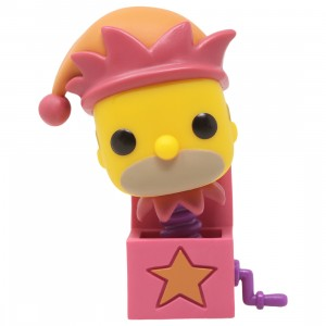 Funko POP TV The Simpsons Treehouse Of Horror - Jack-In-The-Box Homer (pink)