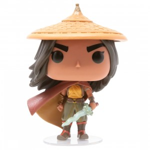 Funko POP Disney Raya And The Last Dragon - Raya (brown)