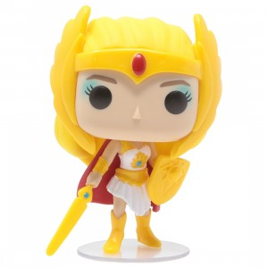 Funko POP Retro Toys Masters of the Universe - Classic She-Ra (yellow)