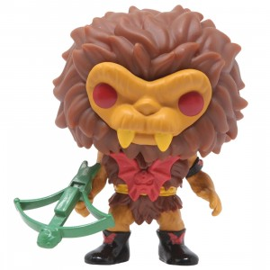 Funko POP Retro Toys Masters of the Universe - Grizzlor (brown)