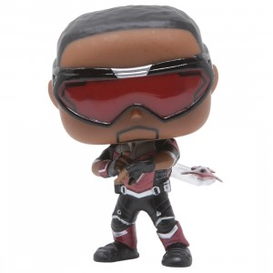 Funko POP Marvel The Falcon And The Winter Soldier - Falcon (brown)