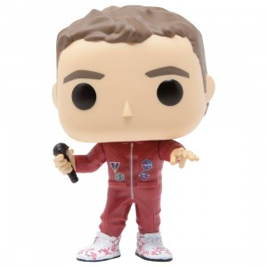 Funko POP Rocks Logic (red)