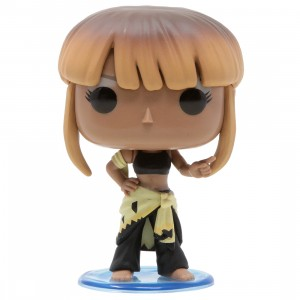 Funko POP Rocks TLC - T-Boz (brown)