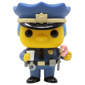 Funko POP TV The Simpsons - Chief Wiggum (blue)