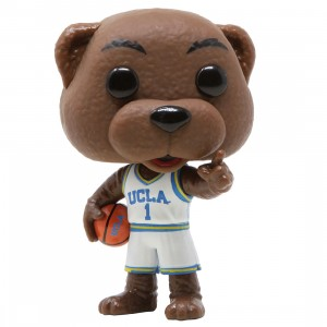 Funko POP College UCLA -  Joe Bruin (brown)