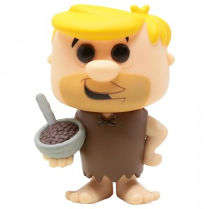 Funko POP Ad Icons The Flintstones And Cocoa Pebbles - Barney Rubble With Cocoa Pebbles (brown)