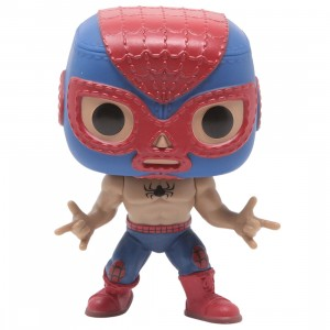Funko POP Marvel Lucha Libre Edition - Spider-Man El Aracno (red)