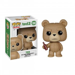 Funko POP Movies: Ted 2 - Ted With Beer Vinyl Figure (brown)