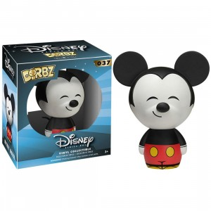 Funko Vinyl Sugar Dorbz Disney - Mickey Vinyl Figure (black / red)