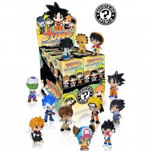 Funko Best Of Anime Collection Series 2 PDQ Mystery Minis Vinyl Figure - 1 Blind Box