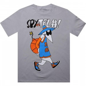 The Forest Lab Spy VS TFL Tee - New York (silver / blue / orange) - PYS.com Exclusive