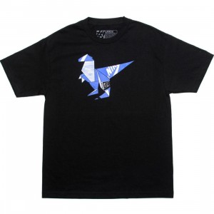 The Forest Lab T-Rex Tee - Blue SB Box (black)