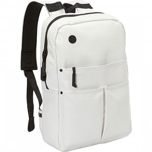 Focused Space The Veneer Backpack (white)